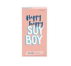 Happy Happy Soy Boy 1 Litre Soy Milk