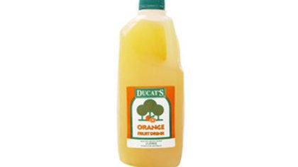Ducats Orange Fruit Drink 2 Litre x6