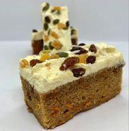 Carrot Cake Slice 10 Pack