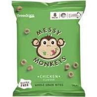 Messy Monkey Bites Chicken 8 Pack
