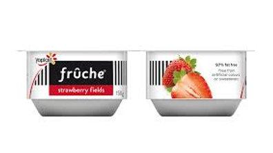 Fruche Strawberry Fields Yoghurt2 x 150g