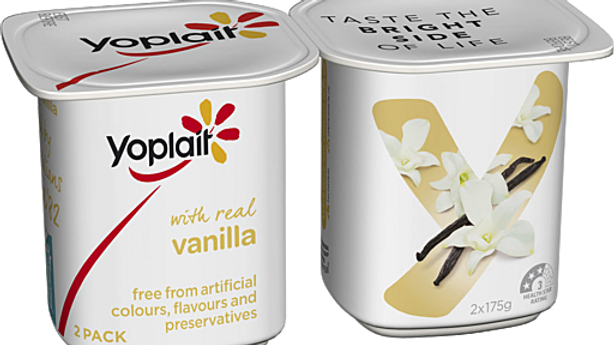 Yoplait Vanilla 150g x 2