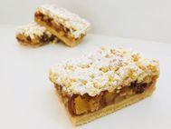 Apple Cinnamon Crumble Slice 10 Pack