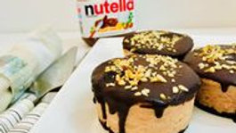 Nutella Individual Cheesecakes 6 Pack