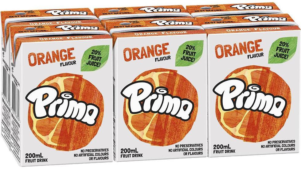Prima Orange 6 Pack