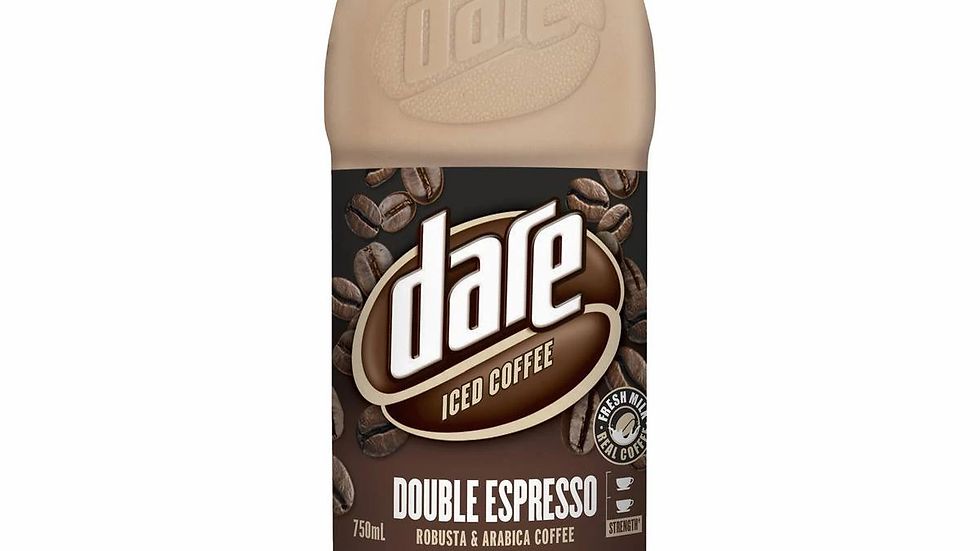 Dare Double Espresso 500ml - 6 Pack