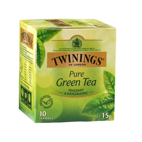 Twinnings Pure Green Tea 10 Pack