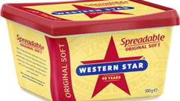 Western Star 500g Spreadable
