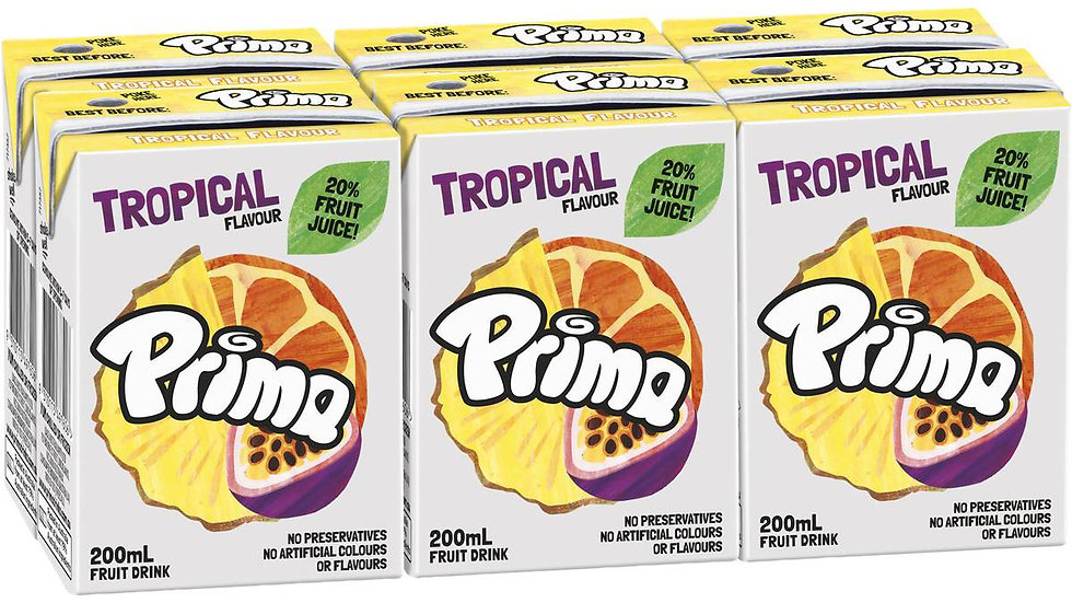 Prima Tropical 6 Pack