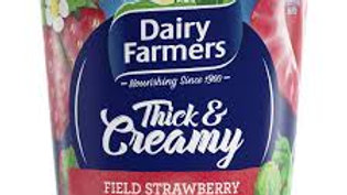 Dairy Farmers Thick & Creamy Strawberry 100g