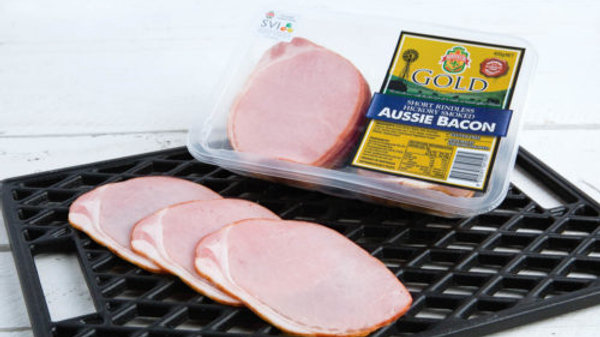 Short Cut Bacon Rindless 400g