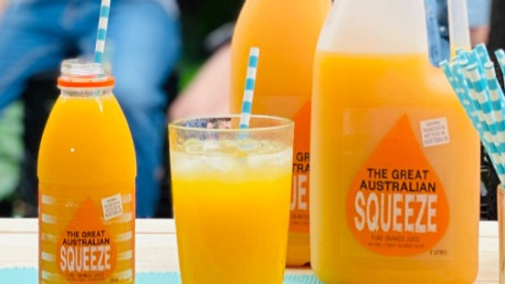 The Great Australian Squeeze Orange Juice 500ml