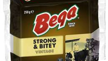 Bega Strong & Bitey Vintage Cheese 250g