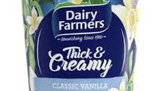Dairy Farmers Thick & Creamy Classic Vanilla 150g