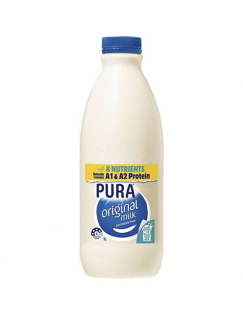 Pura 1 litre Full Cream