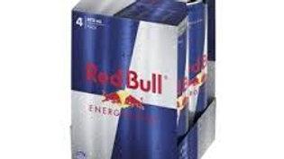 RedBull 250ml - 4pack