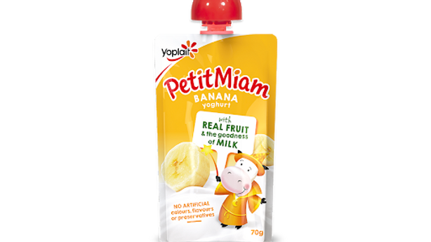 Petit Miam 70g Banana