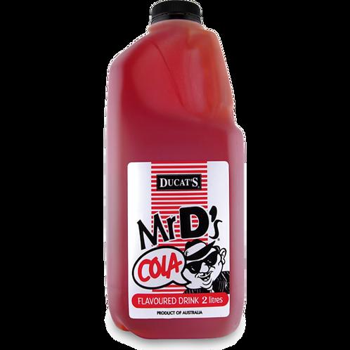 Mr D's Cola 2 Litre  x6