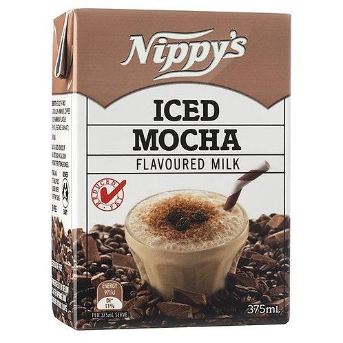Nippy's Iced Mocha 375ml - 24 Pack