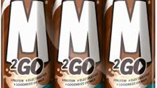 M2GO Chocolate UHT Milk 250ml x 6