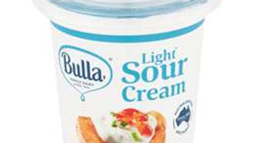 Bulla Sour Cream Light 200g