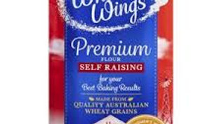 White Wings Premium Self Raising Flour 1kg