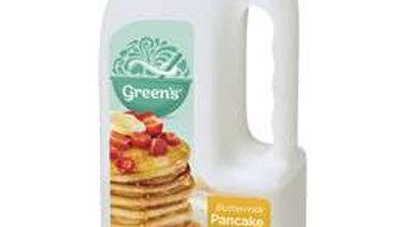 Green Buttermilk Pancake mix 325g