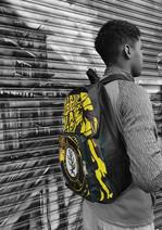 mochila personalizada de times