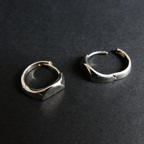 """Boucles d'oreilles """"Lunar"""""""
