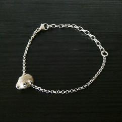 "Mink bracelet ""Little Mink"""