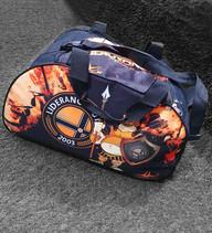 bolsa de viagem personalizada futebol