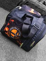 bolsa de viagem de times