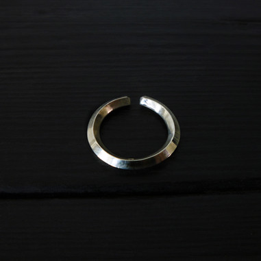 Anneau quartz argent 925