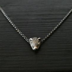 Mink necklace