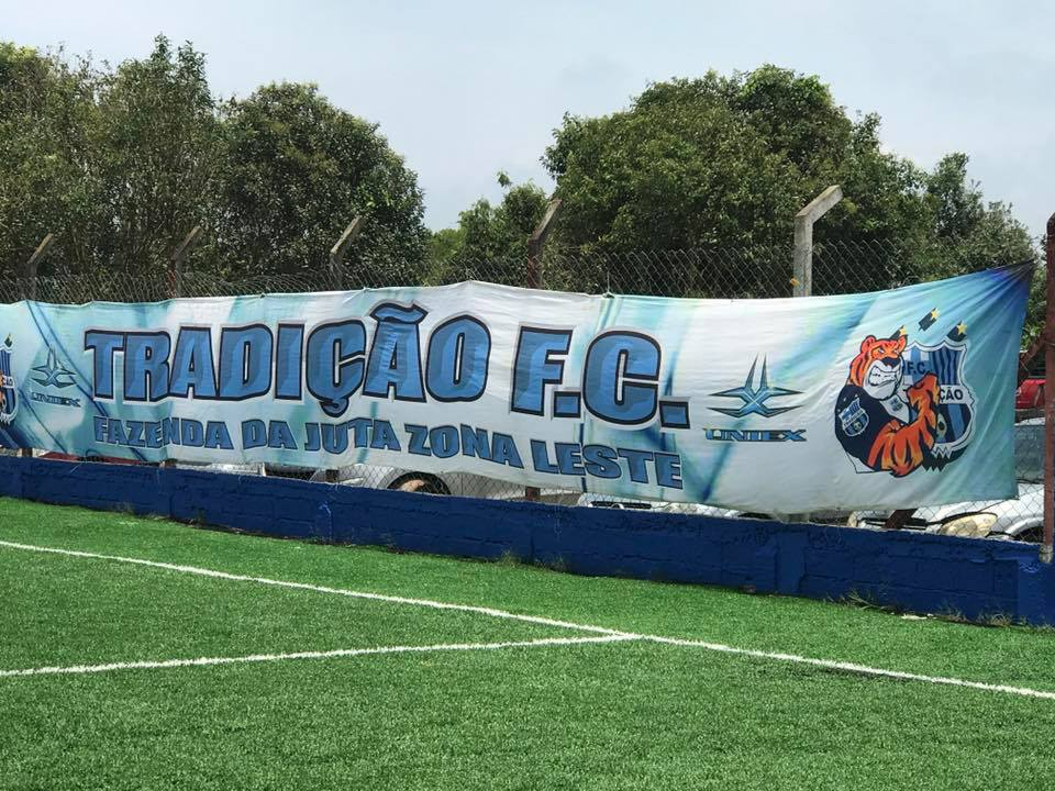 faixa personalizada de futebol
