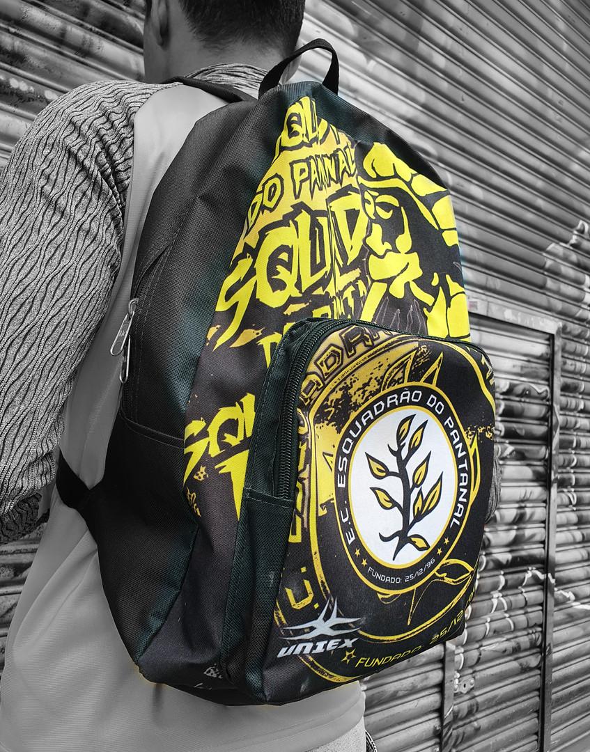 mochila personalizada de quebrada