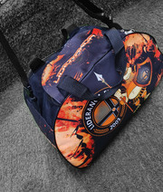 bolsa de viagem de futebol