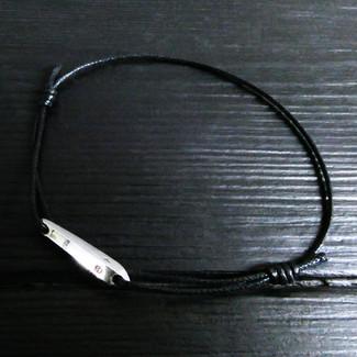 Bracelet quartz+ argent 925