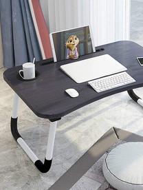 Mesa plegable con portavaso