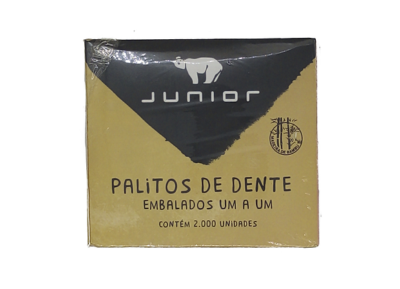 PALITO SACHÊ DESCARTÁVEL JUNIOR (CX 2000 UN)