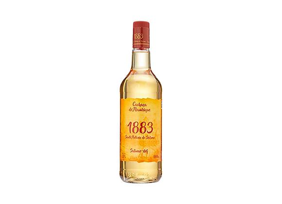 CACHAÇA DE ALAMBIQUE 1883 980 ML