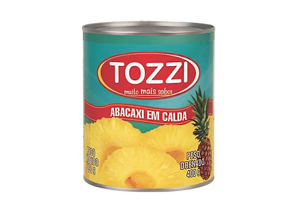 ABACAXI EM CALDA TOZZI 400 G