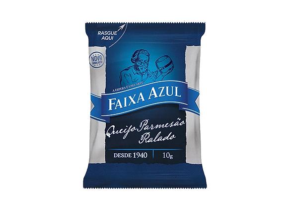 PARMESÃO SACHÊ RALADO FAIXA AZUL 10 G (CX 100 UN)