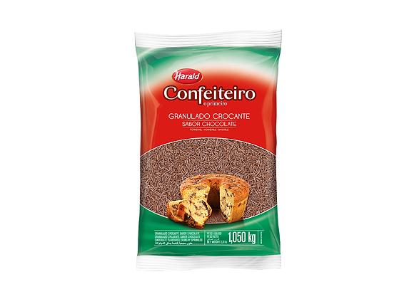 CHOCOLATE GRANULADO CROCANTE HARALD 1,050 KG