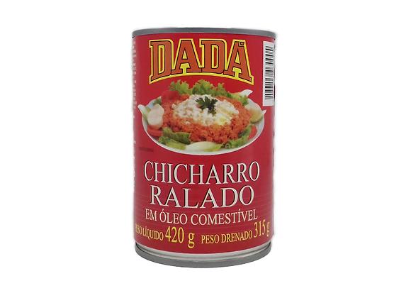 ATUM CHICHARRO RALADO EM ÓLEO DADA 420 G