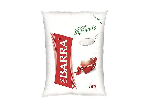 AÇÚCAR REFINADO DA BARRA 1 KG