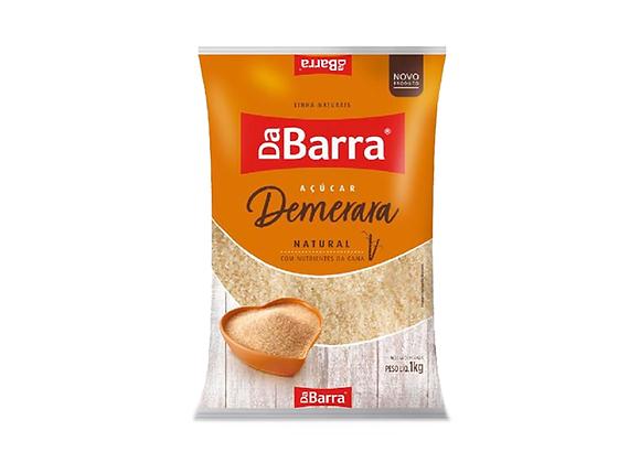 AÇÚCAR DEMERARA DA BARRA 1 KG