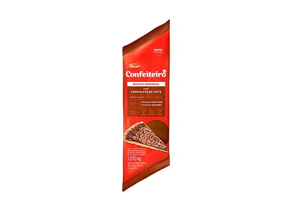 CHOCOLATE FORNEÁVEL AO LEITE HARALD 1,010 KG