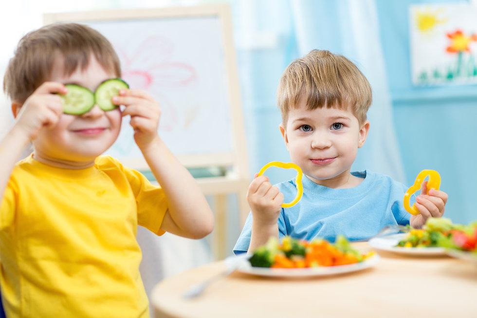 kids eating healthy food in kindergarten or at home.jpg