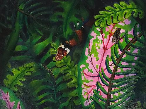 Tropical Plant Life V